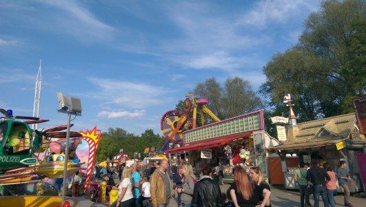 Pfingstvolksfest Schwandorf