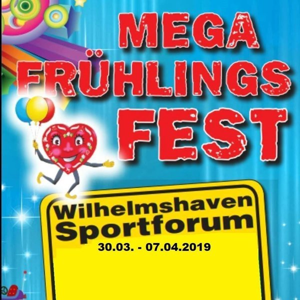 frühlingsfest wilhelmshaven 2019