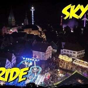 Skyfall - Goetzke Onride // Allerheiligenkirmes Soest 2017