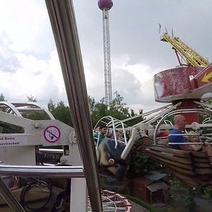 Ikarus (Onride) Video Freizeitland Geiselwind 2018