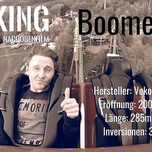Boomerang ONRIDE (09.06.2018 Freizeitland Geiselwind)