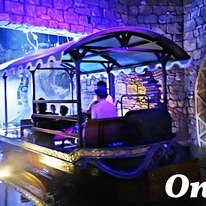 Merlin's Quest (Onride) Video Toverland Sevenum [NEW 2018]