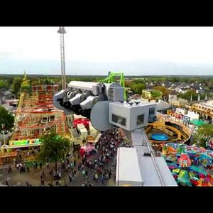 Sky Loop / The Tower Event Center - Blume (Offride) Video Pützchens Markt Bonn 2018 | Olli 2 Go