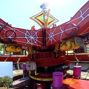 HUSS Megadance Hubring Mechanism | Megadance, Siam Park City
