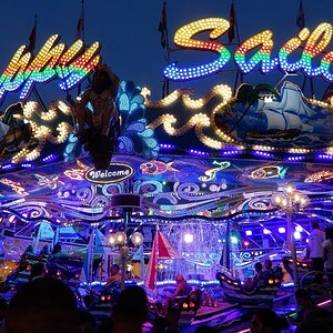 Onride Happy Sailor (Howey) Crange Kirmes Herne 2018