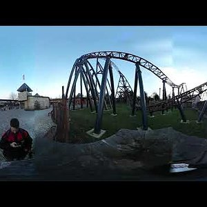 360 Grad Off Ride Gold Rush