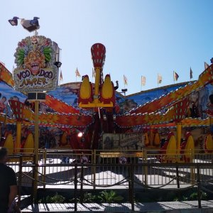 Voodoo Jumper - Schäfer (Onride) Video Crailsheim Volksfest 2019