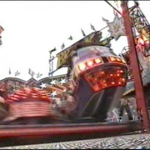 Break Dance von Noack - Osterkirmes in Herford 2003