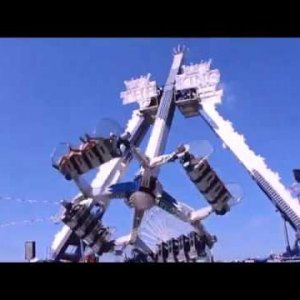 Kirmes Funfair Video Compilation Best of 2019