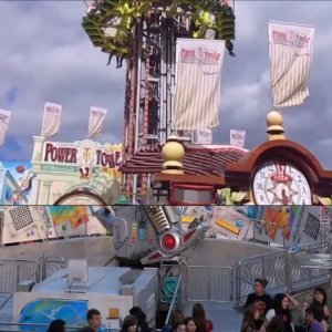 Kirmes Funfair Classic Video Compilation Part. 2