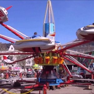 Family Rides Funfair Kirmes Video Special