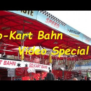Go-Kartbahn Funfair Kirmes Mix Video Special