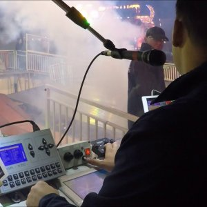 """AIR"" Danter Operator View (Hull Fair, United Kingdom) 2017"