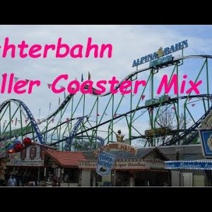 Achterbahn Roller Coaster & Spinning Coaster Mix Video Special Vol. 13