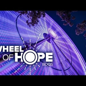 Wheel Of Hope - Gebr. Boos in Magdeburg 2020