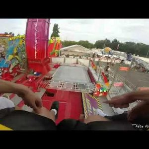 Booster Maxx (On-Ride) | Foire Kermesse De Mulhouse 2020