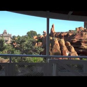 [Onride] Thunder Mesa Riverboat Landing | Disneyland Paris 2020