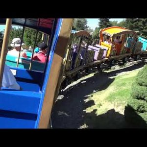 [Onride] Casey Jr. - Le petit Train du Cirque | Disneyland Paris 2020