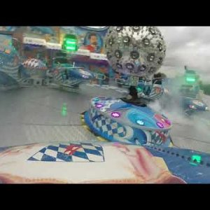 Bayern Breaker - Lagerin (Onride / POV) @Fun & Food Mannheim 2020 | It's FunFair!