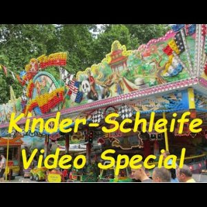 "Kinderkarussell ""Kinder-Schleife"" Funfair Kirmes Video Special Mix Vol. 23"