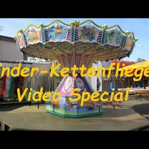 "Kinderkarussell ""Kettenflieger"" Funfair Kirmes Video Special Mix Vol. 26"
